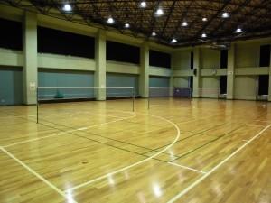 体育室(バド)-1